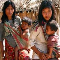 Mlabri Weavers of NothernThailand