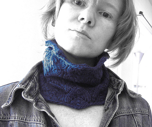 The Crofter's Cowl to be taught at Fiber College
