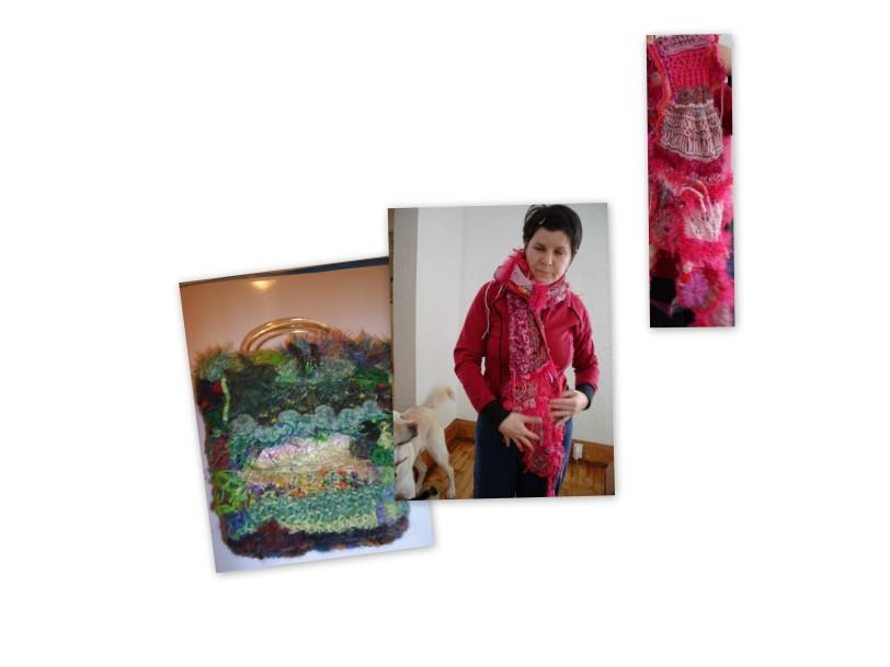 Terri's Freeform Knitting & Crochet