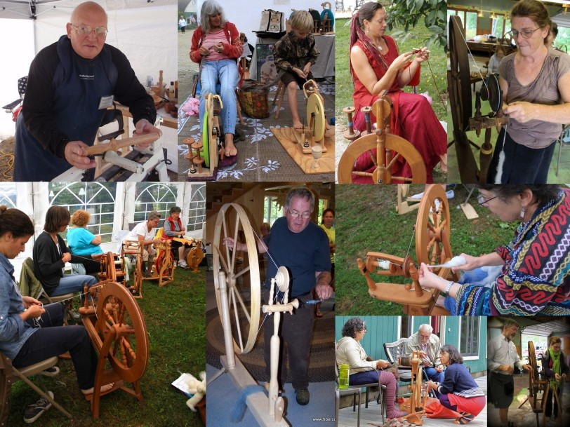 Spinning Wheel Clinic