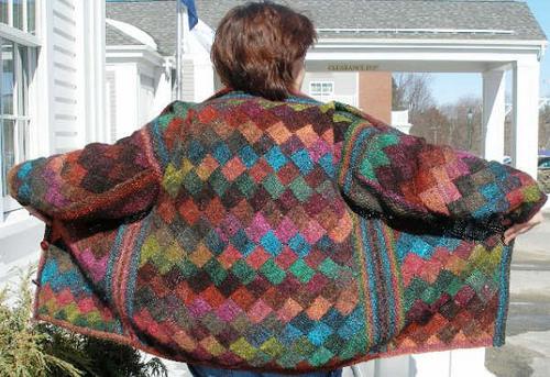 We all envy this beautiful coat!