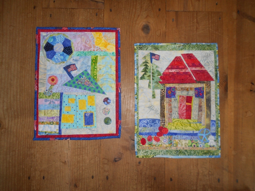 The House Quilt Project for Wounded Service Members