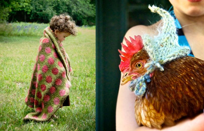 chickenhat
