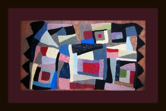 Rose Ann's knitted quilt class will honor the Gee's Bend quilting tradition