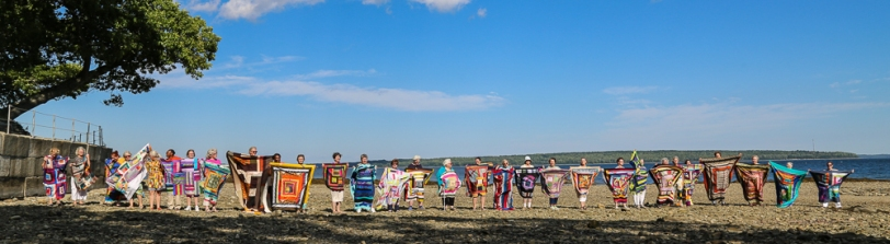Quilts on the Beach