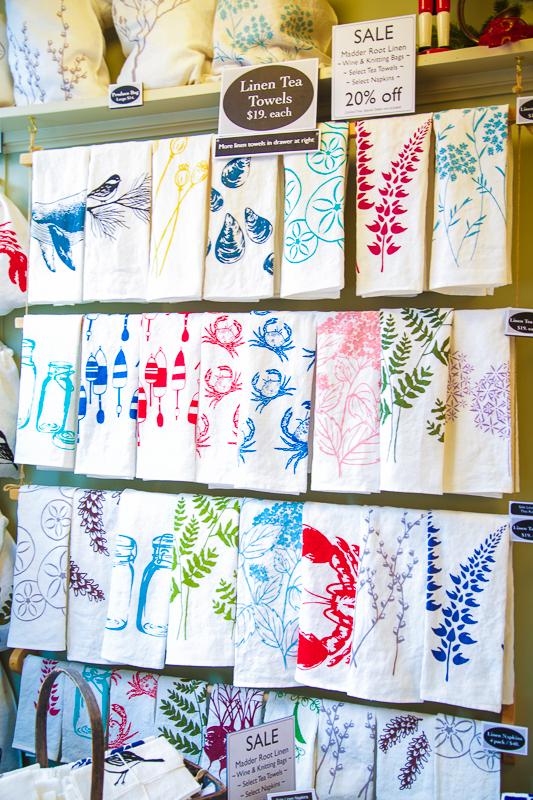 Linen Tea Towels