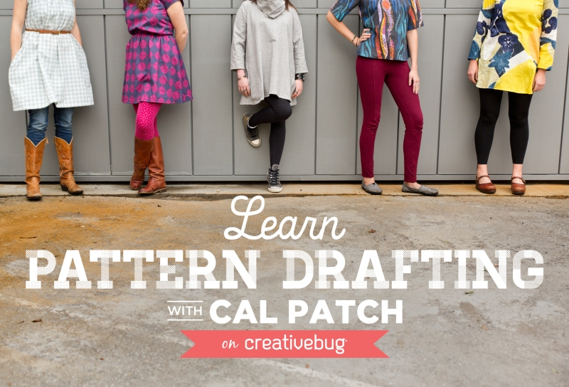 Patch_Learn Pattern Drafting