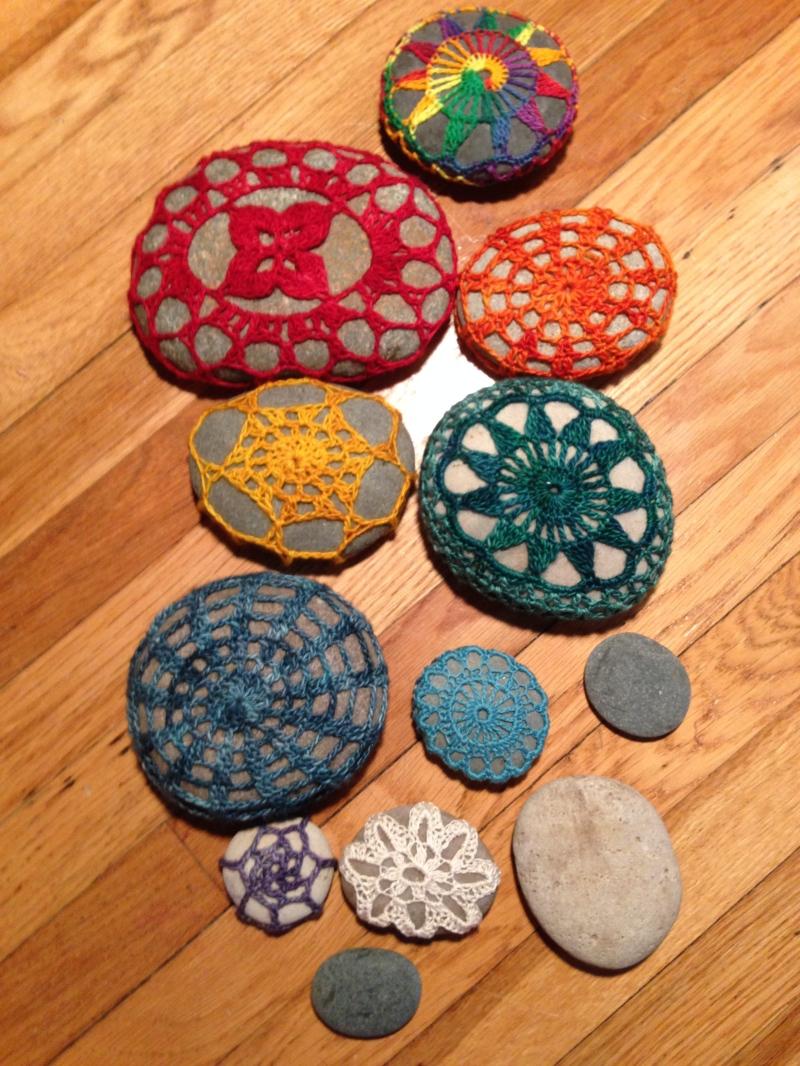 Crochet rocks!