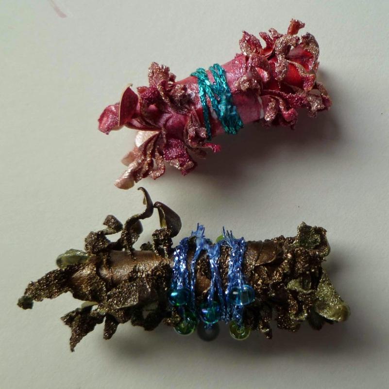 Fascinating Tyvek beads