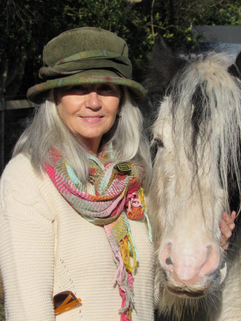 Sally has a passion for photographing horses . . . in Ireland!