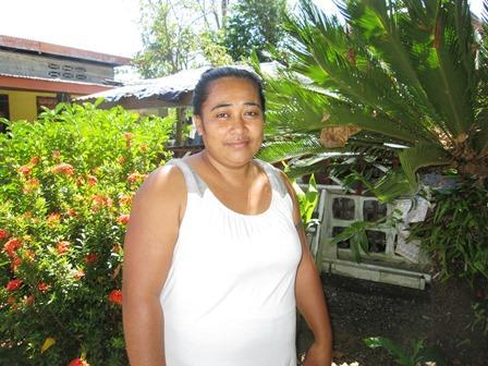 Vinimua Samoa textile artist