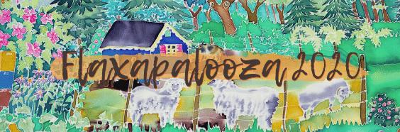 Flaxapalooza Banner
